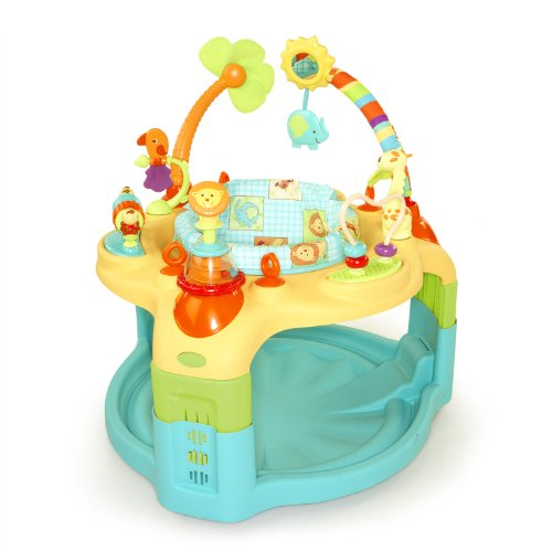 Bright Starts Sunnyside Activity Center, Safari Saucer