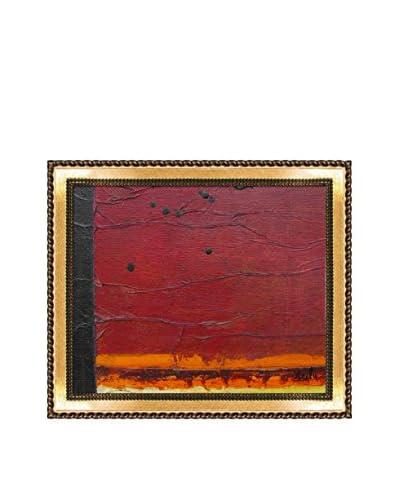 Lisa Carney Fev0212 Framed Giclée On Canvas