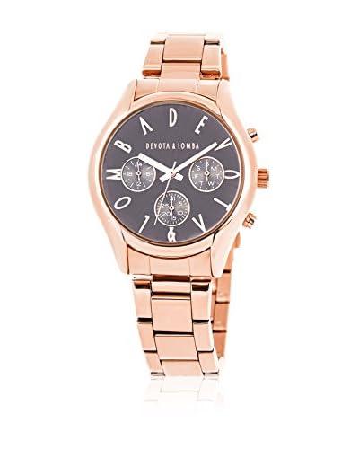 Devota & Lomba Reloj de cuarzo DL002UMF-03  42  mm