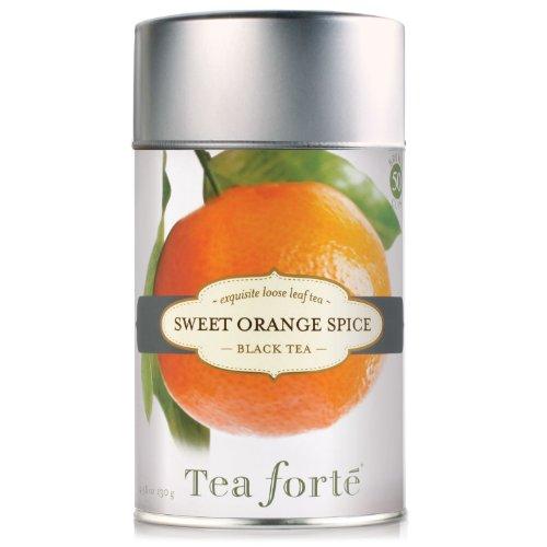 Orange Spice Tea Loose