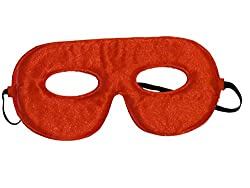 10 Abracadabrazoo Superhero Red Satin Masks