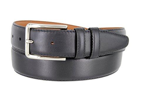 Lejon Men's Black Glove Leather Dress Belt Made in USA (Black, 34) (Made In Usa Leather Gloves compare prices)