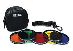 Ozure Camera Filter CO-62 5PCLFK62