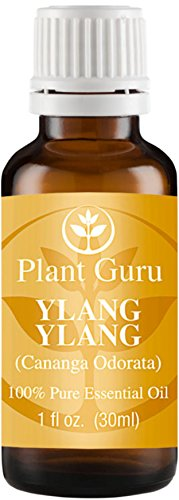 Ylang Ylang Essential Oil. 30 ml. (1 oz.) 100% Pure, Undiluted, Therapeutic Grade.