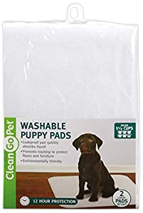 Clean Go Pet Washable Puppy Pad, Large, 1-Pack