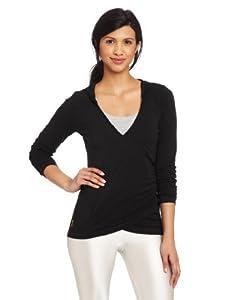 Lole Meditation 2 Tunic Shirt, Black, XX-Small