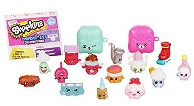Shopkins Season 5 Mega Gift Bundle (12-Pack + 5-Pack + 2-Pack) by Moose Toys