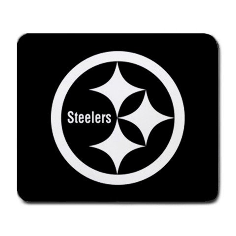 Steelers pittsburgh Large Mousepad mouse pad Great Gift Idea