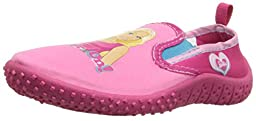 Disney 1BBS108 Barbie Water Shoe (Toddler/Little Kid), Pink, 11 M US Little Kid
