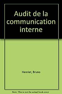 Amazon.fr - Audit de la communication interne - Bruno