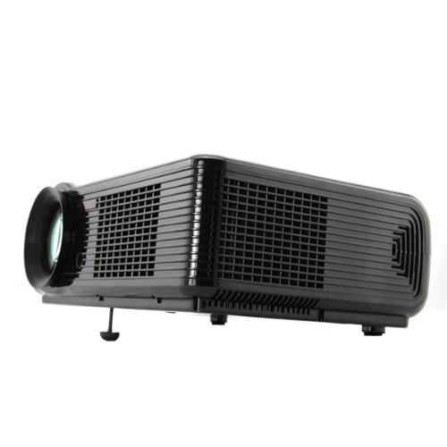 DB Power LCD HDMI USB HD Home Theater projector LED lamp Movie&Game Supprot Full HD 1080P at Sears.com