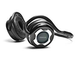 Kinivo BTH220 Bluetooth Stereo Headphone - Supports Wireless Music Streaming and Hands-Free calling