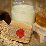 Goatmeal Honey Handcrafted Goat Milk Soap