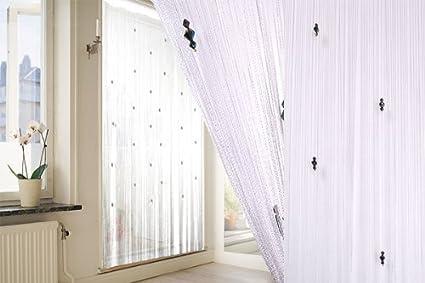 Voilage porte fenetre salon for Voilage fenetre pvc