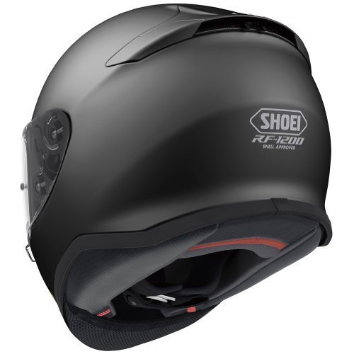 Shoei RF-1200 Helmet - Small/Matte Black by Shoei