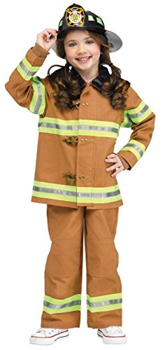 Toddler Authentic Firefighter Costume