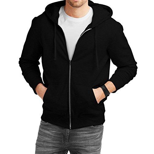 #8: Fanideaz Men's Cotton Hoodie Sweatshirt