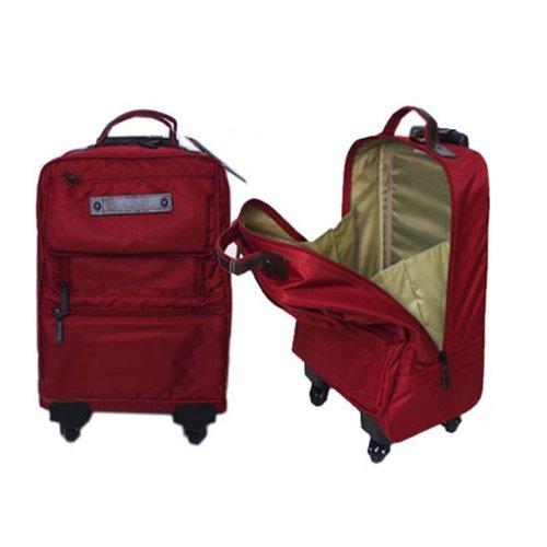 (カステルバジャック) CASTELBAJAC コロシリーズ 4輪 キャリーバッグ/スーツケース 055302 (アカ)