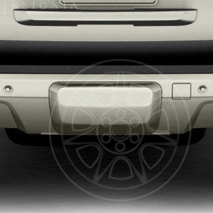 2008-2013 Chevrolet Tahoe Trailer Hitch Cover by GM 19212170