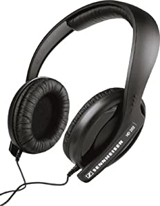 Sennheiser HD 202 Closed Back On-Ear Stereo Headphone