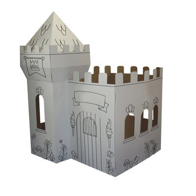 Medieval Castle Kids Playhouse