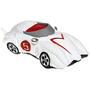 Speed Racer MACH5 Cuddle Pillow