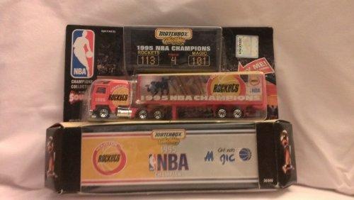 Matchbox 1995 NBA Champions Hauler