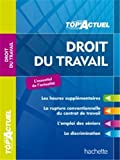acheter livre occasion TOPActuel - Droit du travail 2013/2014