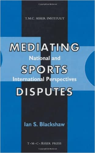 Mediating Sports Disputes:National and International Perspectives