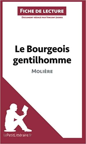 البحوث المدرسية العربية Personnages Le Bourgeois Gentilhomme De Moliere