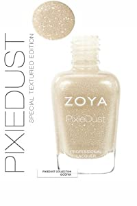 Zoya Nail Polish Pixied Dust Special Tetured Spring - 2013 Edition (Godiva - ZP658)