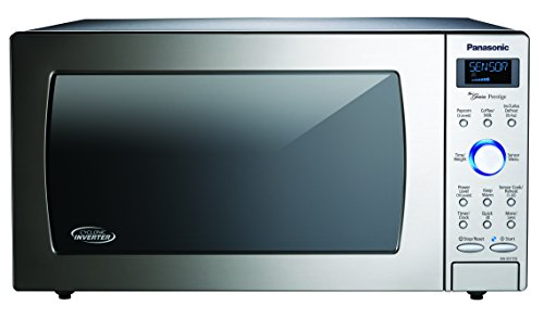 Cheapest Price! Panasonic NN-SD775S Countertop/Built-In Cyclonic Wave Microwave with Inverter Techno...