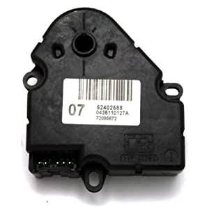 89018365 AC/Heat Temperature Air/Blend Door Actuator