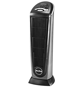 Air King 8132 Oscillating Ceramic Heater with Programmable Thermostat, 7-hour Timer and Remote Control