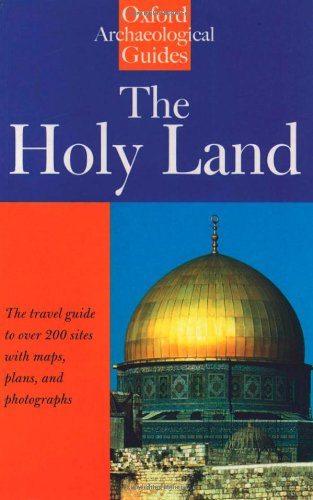 Oxford Archaeological Guide to the Holy Land