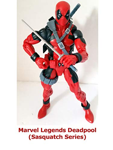 Clip: Marvel Legends Deadpool (Sasquath Series) on Amazon Prime Video UK