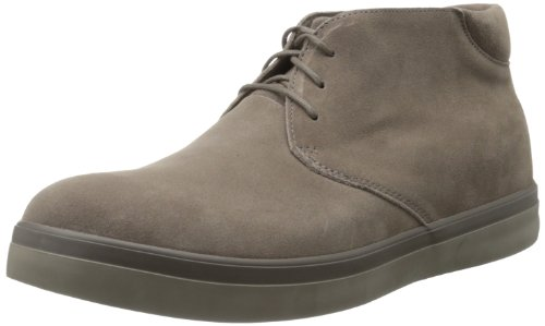 FitflopLewis Suede - Stivaletti uomo , Beige (Beige (Bungee Cord)), 45