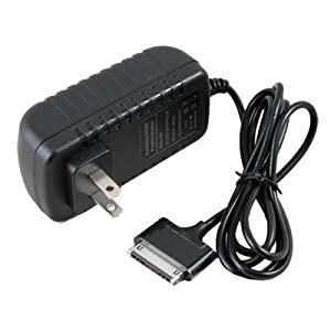 """US Travel Wall Home Charger Power Adapter For Lenovo IdeaPad K1 10.1"""" Tablet by IDS"""