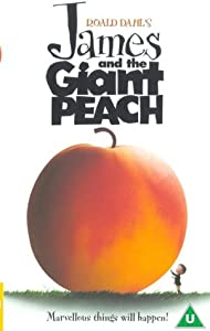 James And The Giant Peach [VHS] [1996]