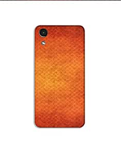 HTC Desire 626 ht003 (124) Mobile Case from Mott2 - Brown Color Pattern (Limited Time Offers,Please Check the Details Below)