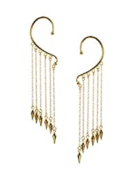 Crunchy Fashion Trendy Stylish and Fancy Party Wear Earrings for Girls and Women