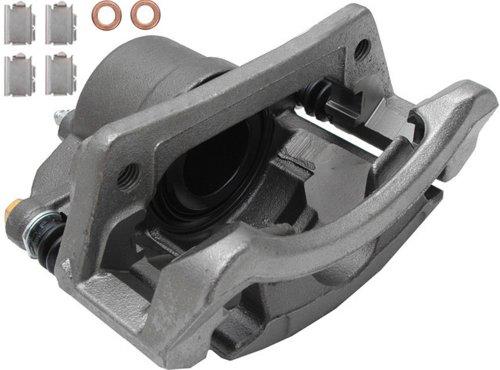 Raybestos FRC11219 Professional Grade Remanufactured, Semi-Loaded Disc Brake Caliper