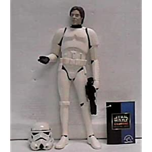 "Star Wars Classic Collector Series 10"" Han Solo in Stormtrooper Disguise Vinyl Doll"