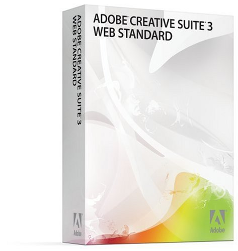 Adobe CS3 Web Standard - Student Edition (PC)