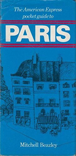Image for American Express Pocket Guide to Paris
