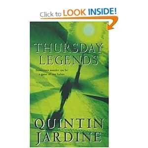 Thursday Legends - Quintin Jardine