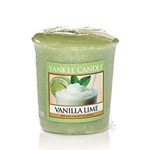 Sampler Vanilla Lime from Yankee Candle