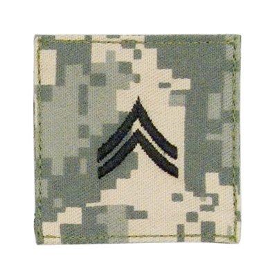 ACU Digital Camouflage Corporal Insignia