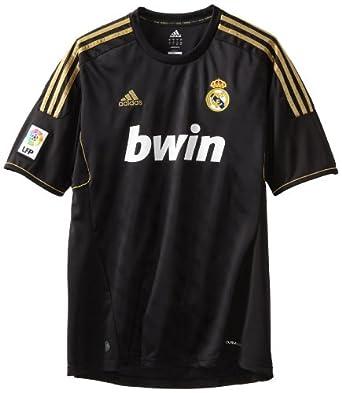 Real Madrid Black Jersey