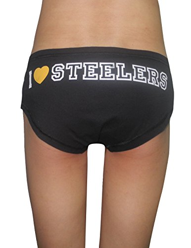 a76d183920f Pink Victoria s Secret NFL Pittsburgh Steelers Womens Stretch Underwear by Pink  Victoria s Secret
